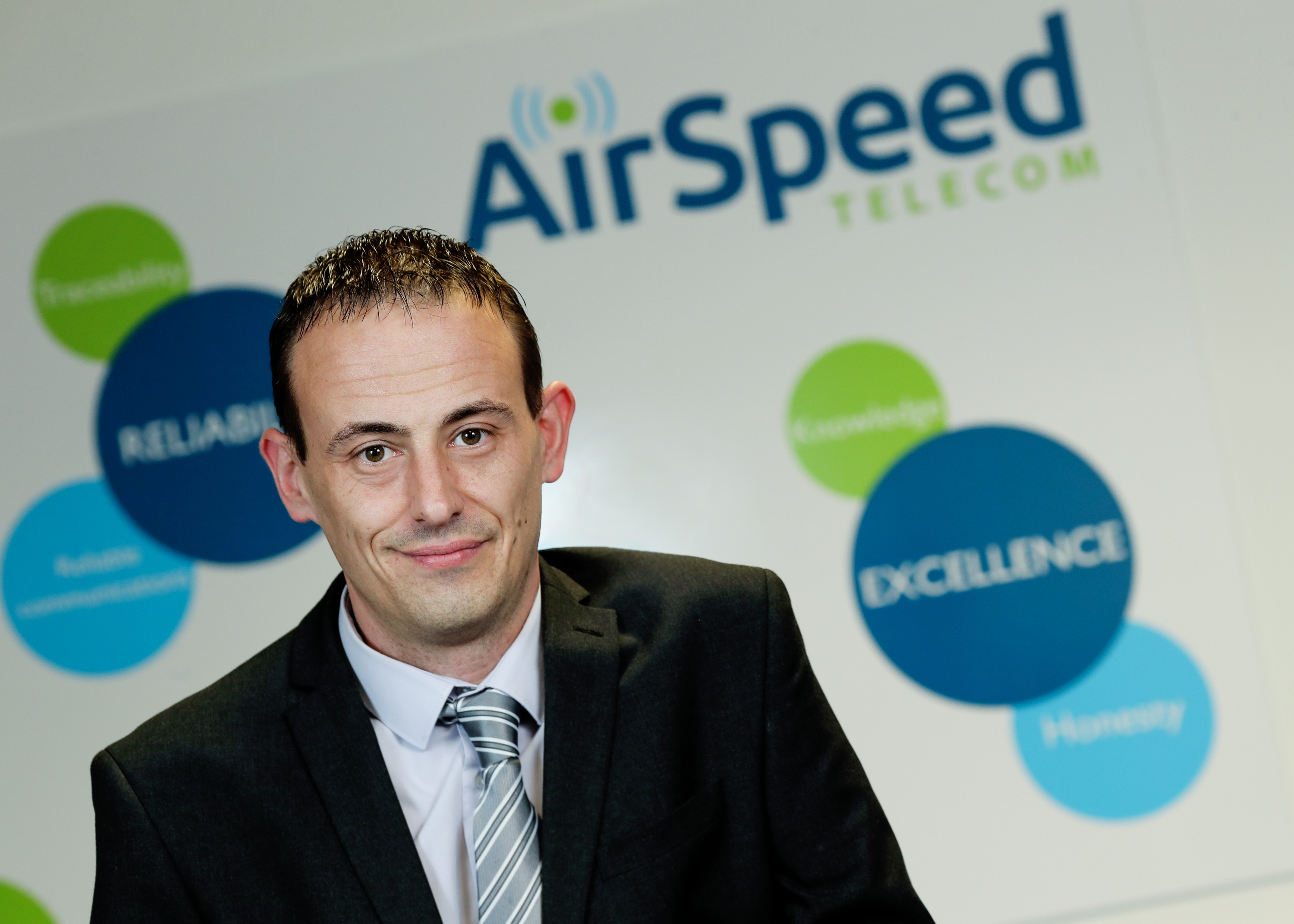AirSpeed Telecom appoints Gary Connors as  Customer Support and Operations Manager