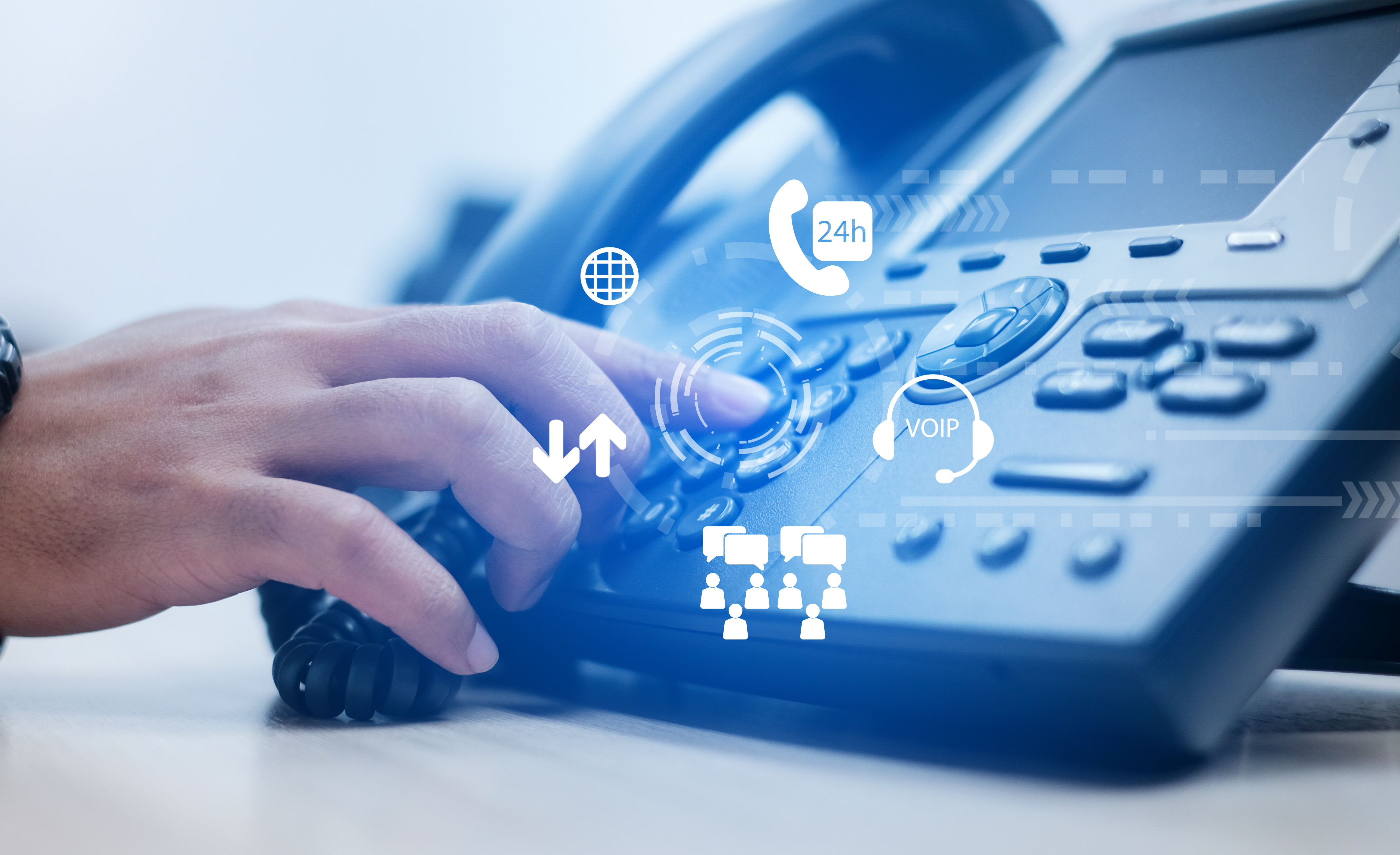 Busting the myths about VoIP and Hosted Voice
